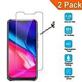 [2-Pack] Protecteur D'écran pour Elephone A5, Film Protection Ecran Verre Trempé Écran HD Protector 9H Dureté