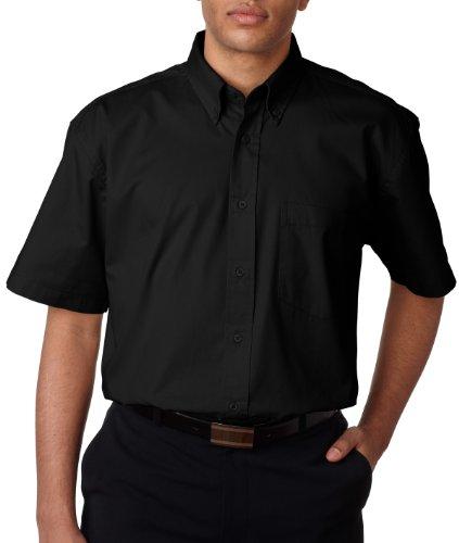 UltraClub -  Camicia da cerimonia  - Uomo Nero