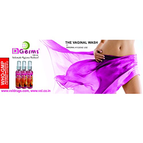 Vxl Vaginal Wash (Pack Of 3)