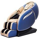 DAFA RLS-810X (H) Luxus-Massagesessel, 4D Multifunktions-Ganzkörpermassager/Relaxsessel, 3D-Surround-Sound - Luftmassagegeräte - Schwerelosigkeit - Wärmemassage im Rücken,Blue
