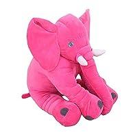 Goglor Elephant Plush Toy, Stuffed Animal Plush Toy - Extra Large Size Stuffed Animal Doll - Stuffed Elephant Cushion Doll Toy For Kids Children