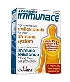 Vitabiotics Immunace with Betacarotene Vitamins and Minerals 30 tablets