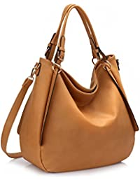 ab03b67d445d Amazon.co.uk: ANNA GRACE - Handbags & Shoulder Bags: Shoes & Bags