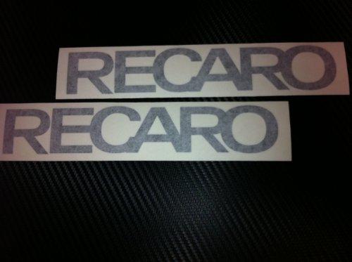 2-x-recaro-racing-decal-sticker-new-black-size-203-x-36-cm-click2go