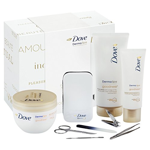 Dove DermaSpa Goodness3 Gift Box Set