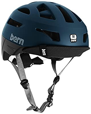 Bern Men's Union Urban Cycling Helmet from Bern