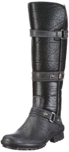 Gabor Shoes 33.732, Damen Stiefel Schwarz/Schwarz