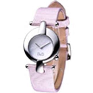 D&G Dolce&Gabbana Sandpiper 3719770097 – Reloj de muyer de cuarzo con correa de piel color rosa