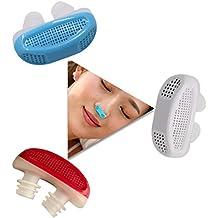 Ayuda para dejar de roncar, válvula para la nariz que purifica el aire y alivia