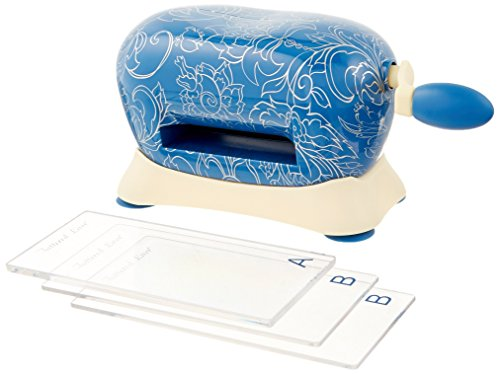 Cheapest Price for Tattered Lace Baby Blue Die-Cutting Machine