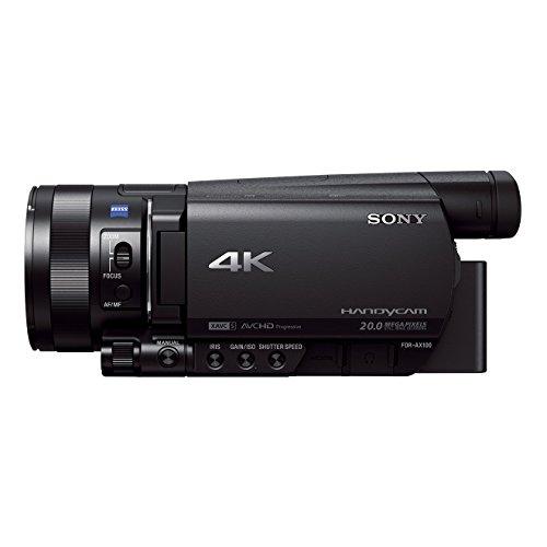 Imagen de Videocámaras 4K Sony por menos de 1500 euros.