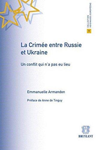 Crimee Entre Russie Et Ukraine par Emmanuelle Armandon