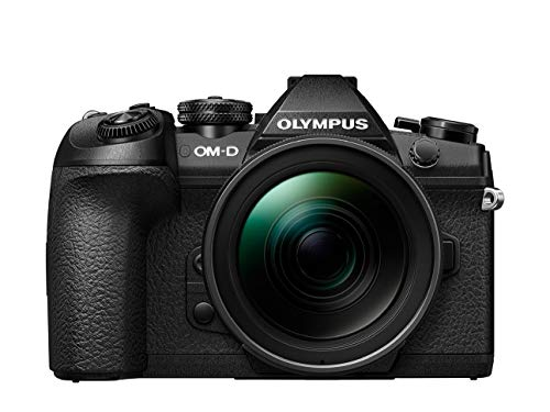 Olympus OM-D E-M1 Mark II (Kit) Black