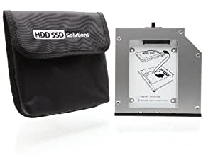 2nd HDD or SSD Caddy Lenovo ThinkPad T420,T430,T510,T520,T530, W510, W520, W530 Portable Consumer Electronic Gadget Shop