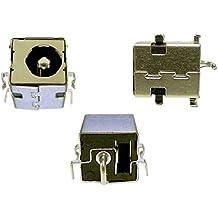 Conector alimentación DC Power Jack para Asus A53SK A53SM A53sv A53TA A53U a53ux A53X a54A54C A72DR A72DY A72F A72JK A72JR A72JT A72JU