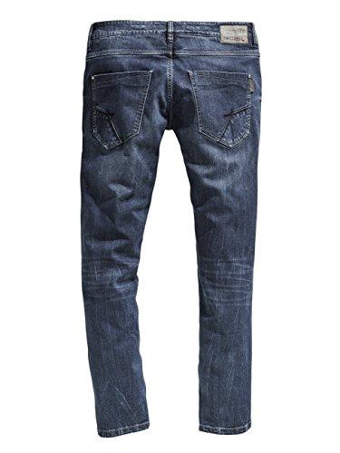 Timezone Jasontz, Jeans Homme Raywash (3728)
