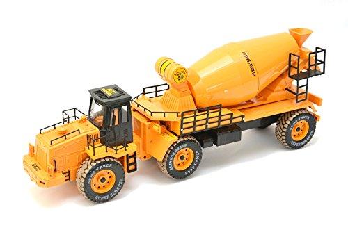 RC Auto kaufen Baufahrzeug Bild 5: RC Truck 4 Kanal LKW Betonmischer