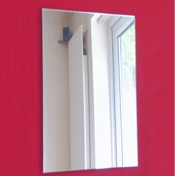 Large Mirror Wedding Post Box Supplied Assembled or Flat Pack 30 x 30 x 30cm