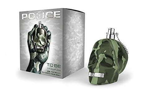 Parfum Homme Diesel - Police to be Camouflage Eau de toilette