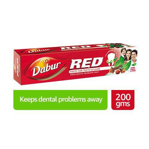 Dabur Red Ayurvedic Toothpaste - 200 g