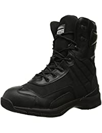 Amazon.es  Cordones - Botas de servicio militar   Calzado de trabajo ... dc523eecf32
