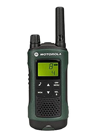 Motorola TLKR T81 HUNTER PMR Funkgerät (LCD-Display, Reichweite bis zu