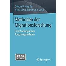migrationsforschung in deutschl and maehler dbora schmidt denter ulrich