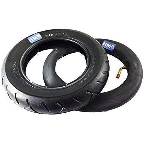 2 StüCke 10X2,125 Schlauch Reifen Roller Reifen für 10 Zoll Schwebe Brett F A8Z4