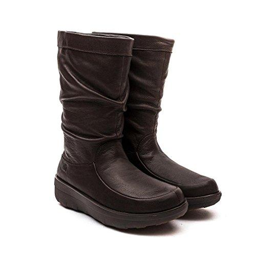 FitFlop Superloafer (leather), Mocassins (loafers) femme Nero