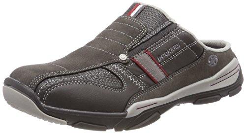 Dockers by Gerli Herren 42HY002-600200 Sneaker Grau 200, 41 EU