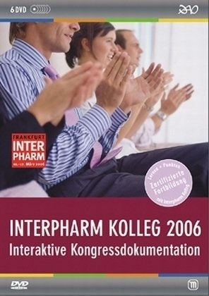 INTERPHARM-KOLLEG. DVD-Video . Interaktive Kongressdokumentation