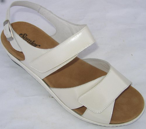 White H556 Semler 6 100 Senhora Heidi Cabeça Off Sandale 8aqBfax