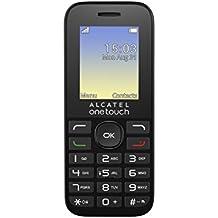 Alcatel 1016D-3AALDE1 onetouch Dual-SIM Handy schwarz