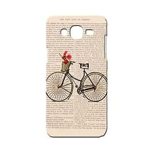 BLUEDIO Designer 3D Printed Back case cover for Samsung Galaxy A8 - G2712