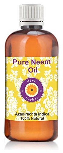 deve-herbes-pure-neem-oil-100ml-azadirachta-indica-100-natural-cold-pressed