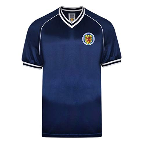 Scotland Official Retro 1982 Football Shirt
