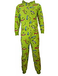 UWear **Great Value** Adults Ninja Turtles Cowabunga Dude Onesie
