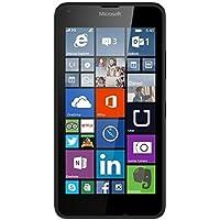 Microsoft Lumia 640 LTE RM 1072 Smartphone, Marchio TIM, Nero [Italia]