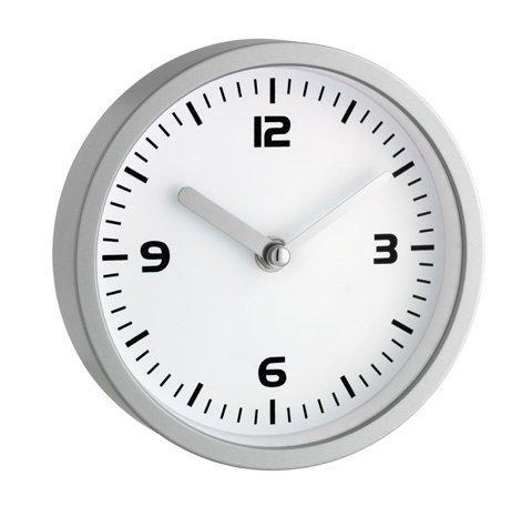 Badezimmeruhr Quarzwerk TFA 60.3012