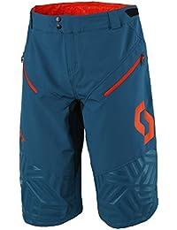 Scott Trail 20Bicicleta Short Pantalón Corto Azul/Naranja 2017, S (44/46)
