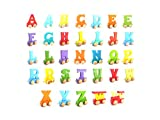 Childrens Personalised Wooden Alphabet Letter Train A-Z Name Set All Letters Available