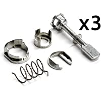 Autoparts - 3X Juego reparacion para Cilindro Cerradura 6N0837223A