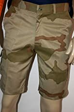 Trek N Ride Camouflage Shorts - Desert