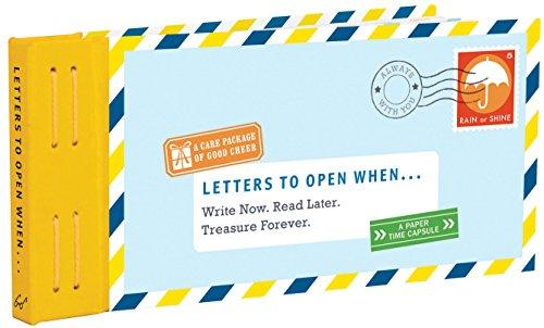 Letters to Open When... (Letters to My) par Lea Redmond