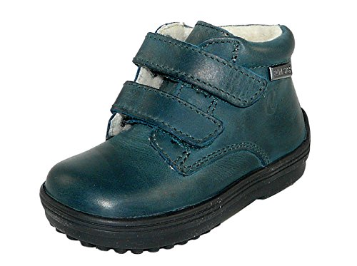 NATURINO tERMINILLO 0012008424, chaussures basses mixte enfant Vert - Grün (Petrolio 9125)