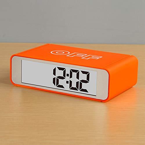 28a35f4bc Comprar al MEJOR PRECIO · PTICA Smart LED Reloj Despertador Digital Flip  Touch