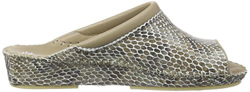 Hans Herrmann Collection Hhc, Zoccoli Donna Beige (beige (beige - 30))