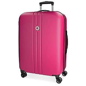 riga koffer 80 cm 108 liters rosa koffer. Black Bedroom Furniture Sets. Home Design Ideas