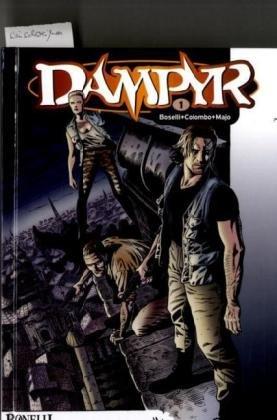 Dampyr 1. Der Sohn des Teufels
