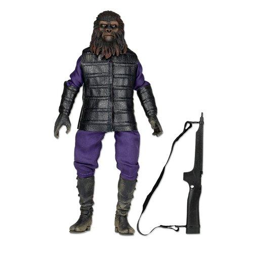 Unbekannt Planet der Affen-Bekleidet Gorilla Soldier Figur - Affe Der Spielzeug George